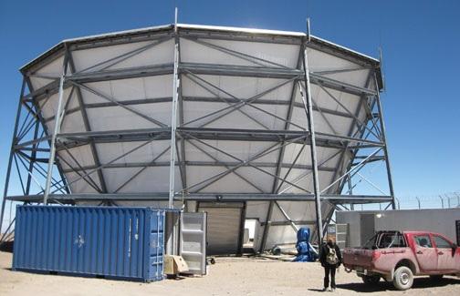 Princeton ACT Telescope
