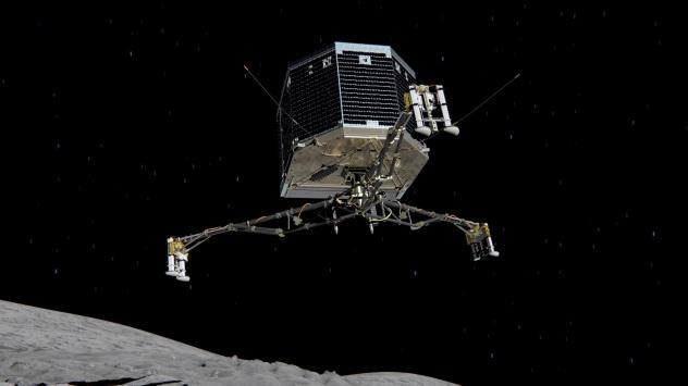 ESA Rosetta Philae Lander