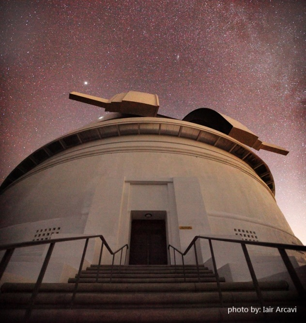 Caltech Palomar Intermediate Palomar Transient Factory telescope