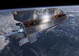ESA GOCE Spacecraft