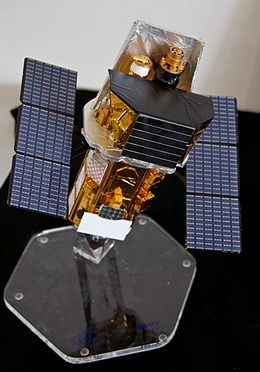 Italian Space Agency AGILE Spacecraft