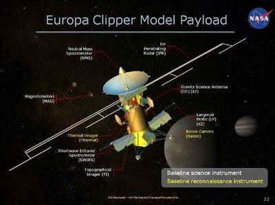 NASA Europa Clipper