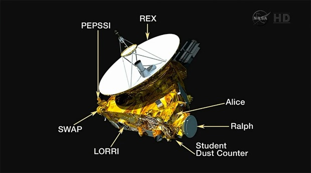 NASA New Horizons spacecraft II