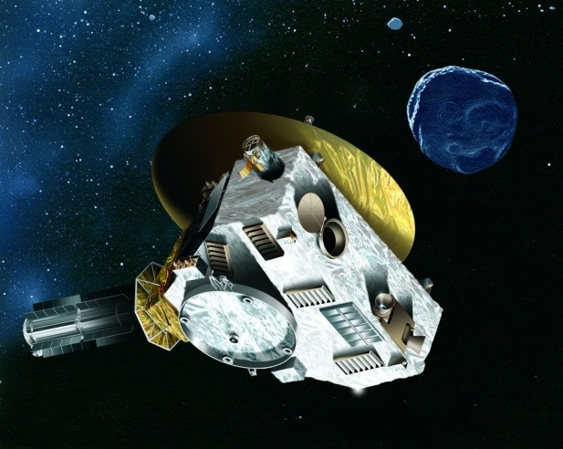 NASA New Horizons spacecraft