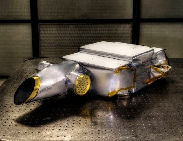 NASA OSIRIS-REX OVIRS