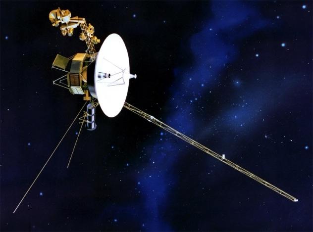 NASA/Voyager 1
