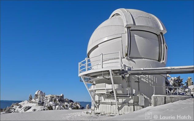 UC Observatories Lick Aumated Planet Finder, fully robotic 2.4-meter optical telescope at Lick Observatory, situated on the summit of Mount Hamilton, east of San Jose, California, USA