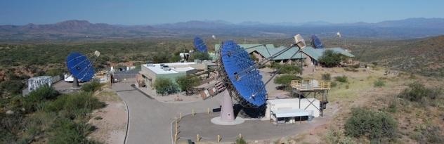 Veritas Telescope