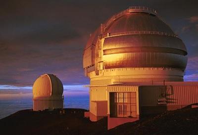 CFHT Telescope, Mauna Kea, Hawaii, USA