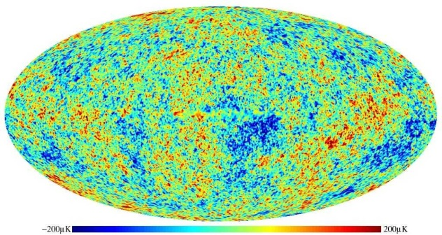 Cosmic Microwave Background WMAP