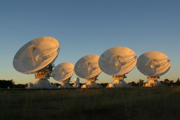 CSIRO Australia Compact Array