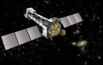 "<a href=""http://www.esa.int/esaCP/index.html"">European Space Agency [Agence spatiale européenne][Europäische Weltraumorganisation](EU) XMM  Newton X-ray telescope.</a>"