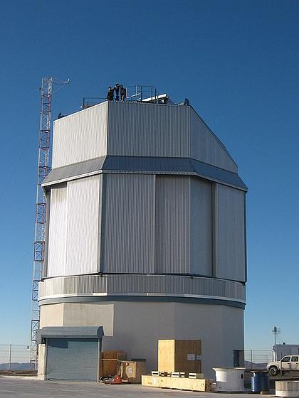 ESO VST telescope