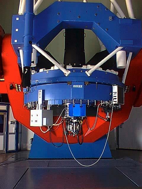 ESO Wide Field Imager 2.2m LaSilla