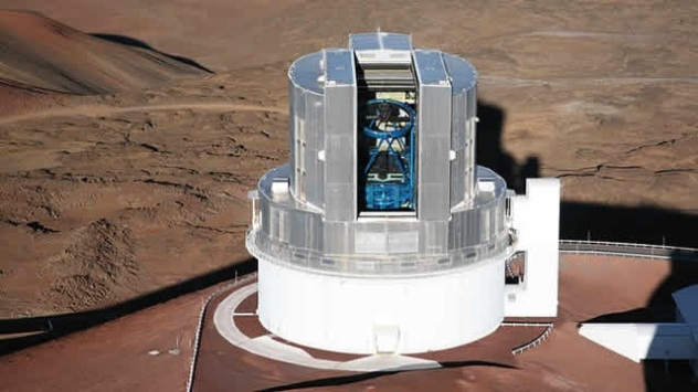 NAOJ/Subaru Telescope at Mauna Kea Hawaii, USA