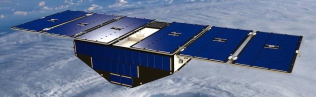 NASA CYGNSS satellite
