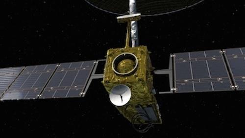 NASA ISRO SAR satellite