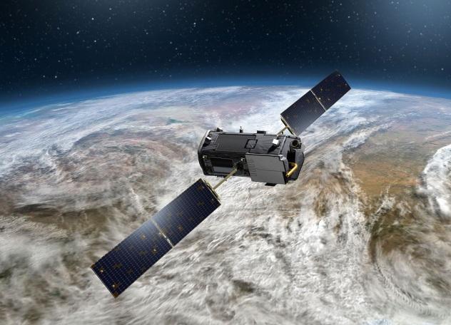 NASA OCO satellite