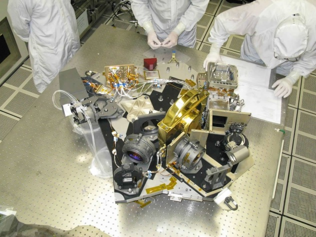 NASA Webb NIRCam