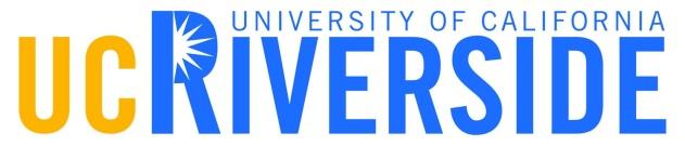 UC Riverside bloc
