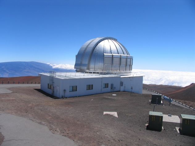 UKIRT, located on Mauna Kea, Hawai'i, USA as part of Mauna Kea Observatory