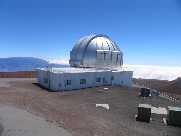 UKIRT, located on Mauna Kea, Hawaii, USA as part of Mauna Kea Observatory