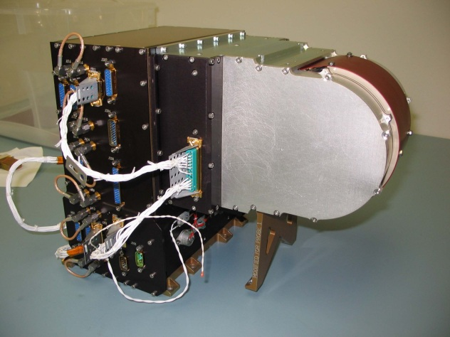 ASU THEMIS on NASA's Mars Odyssey orbiter