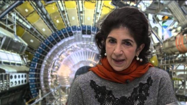 CERN Fabiola Gianotti