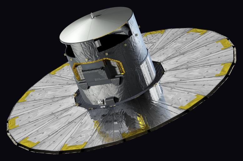 ESA Gaia satellite