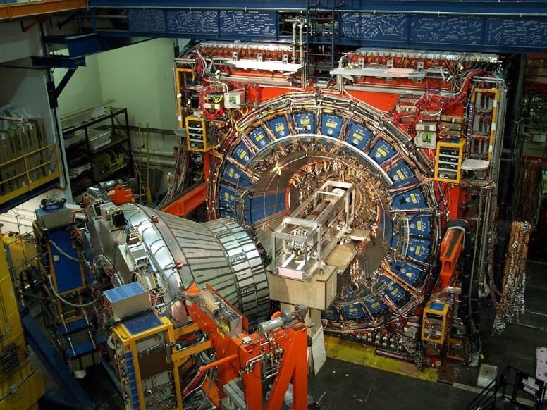 FNAL/Tevatron CDF detector
