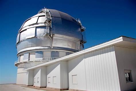 Great Canary Telescope