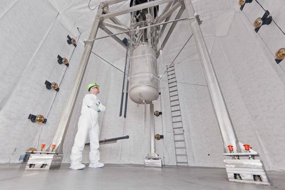 LUX Dark matter Experiment at SURF