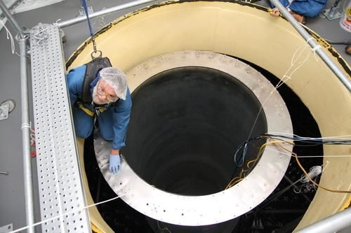 MiniCLEAN detector