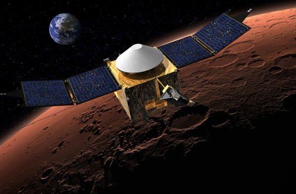 NASA/Mars MAVEN