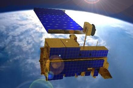 NASA/Terra satellite