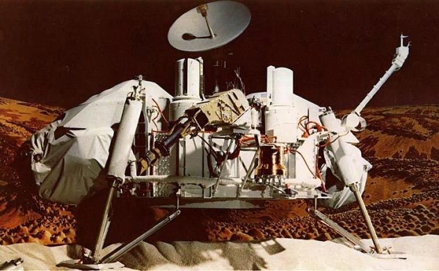 NASA Viking 1 Lander