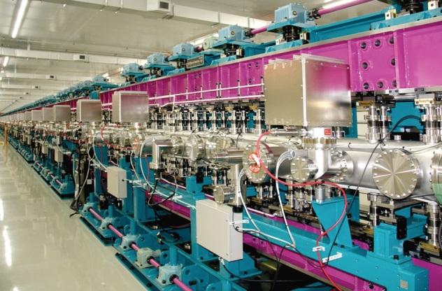 SACLA Free-Electron Laser Riken Japan