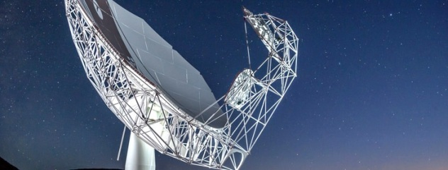 SKA Meerkat telescope, South African design