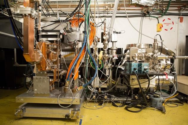 SLAC Electron Camera UED