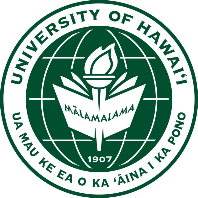 U Hawaii bloc