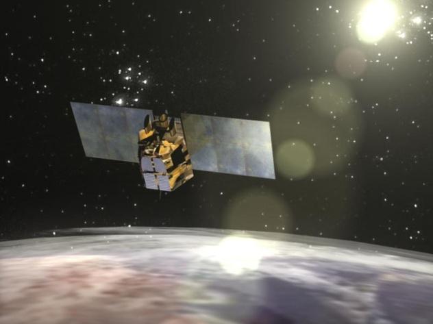 BeppoSAX satellite