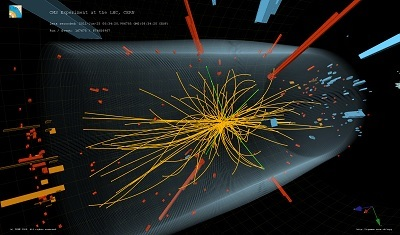 CERN CMS Higgs Event