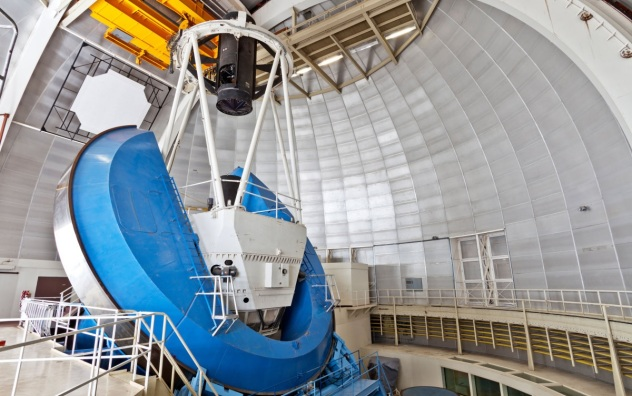 LBNL/DESI spectroscopic instrument on the Mayall 4-meter telescope at Kitt Peak National Observatory starting in 2018
