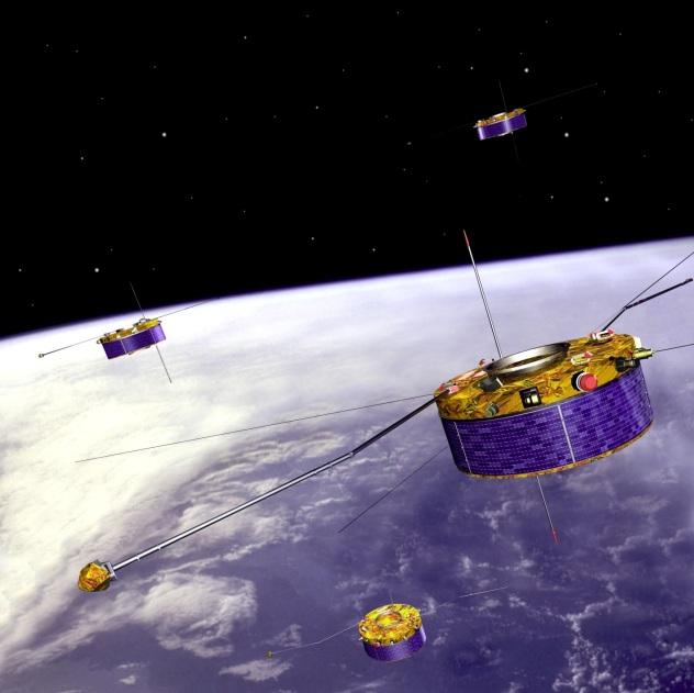 ESA Cluster