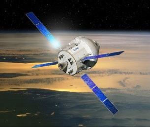 NASA/Orion Spacecraft
