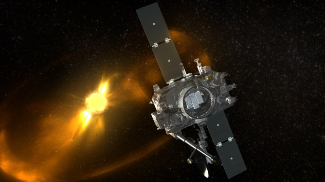 NASA/STEREO spacecraft