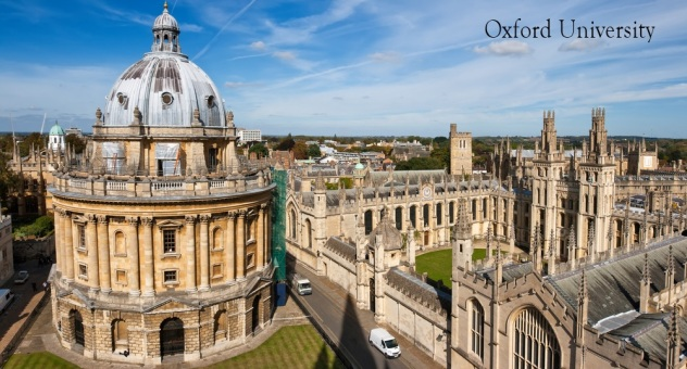 U Oxford campus