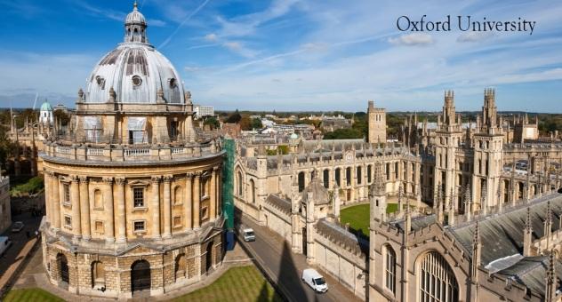 U Oxford campus