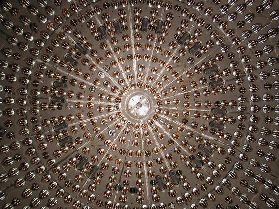 Borexino Solar Neutrino detector