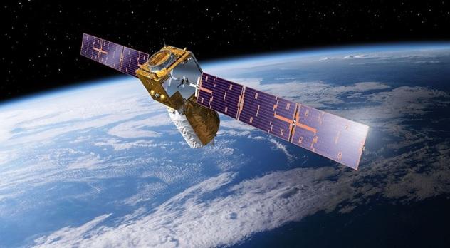 ESA ADM-Aeolus satellite